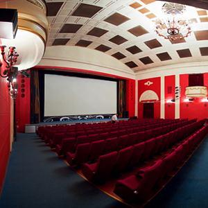 Кинотеатры Лебяжьего