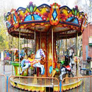 Парки культуры и отдыха Лебяжьего