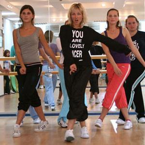 Школы танцев Лебяжьего