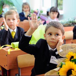Школы Лебяжьего