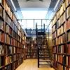 Библиотеки в Лебяжьем