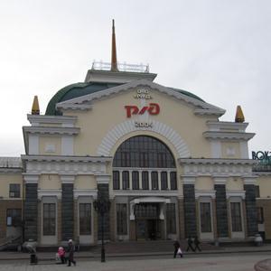 Железнодорожные вокзалы Лебяжьего