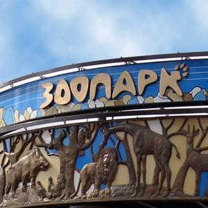 Зоопарки Лебяжьего